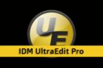 IDM UltraEdit Pro 26.20.0.4  (x86/x64) Escribir y editar para HEX, HTML, PHP, JavaScript y otro lenguaje de programación