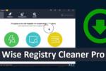 Wise Registry Cleaner Pro 10.2.3.683, Limpia basura de registro, repara errores de Windows y mantén tu PC al máximo rendimiento.