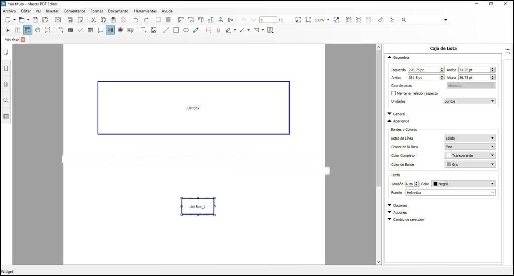 como usar Master PDF Editor v5.4.20
