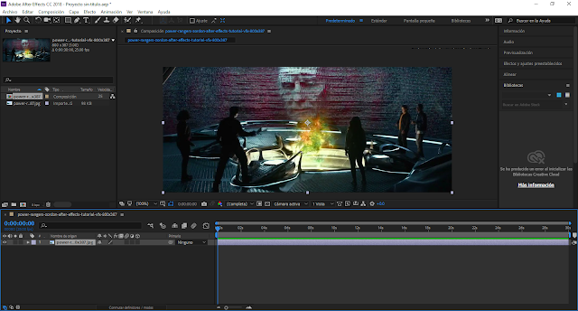 Adobe After Effects CC 2019 ultima version