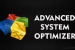 Advanced System Optimizer 3.9.3645.17962, Software de limpieza y optimización más potente para Windows