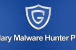 Glary Malware Hunter Pro 1.100.0.689 , Detecta archivos maliciosos en su computadora y borra contenido peligroso