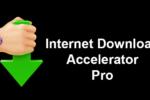 Internet Download Accelerator Pro 6.19.1.1641, Aumentar la velocidad de descarga hasta en un 500 por ciento