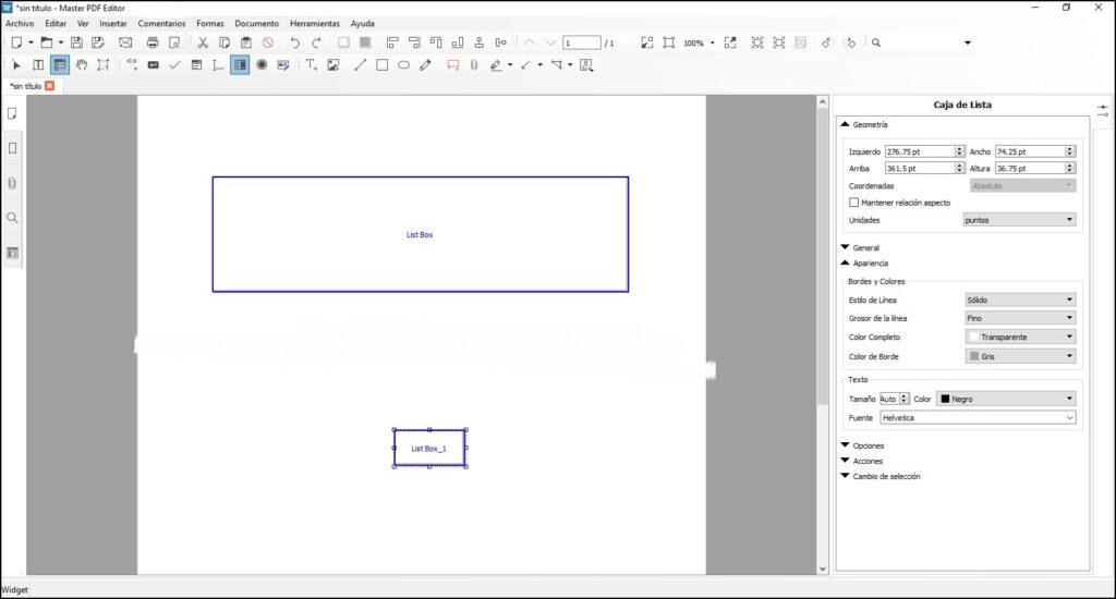 Master PDF Editor V5.4.38 Aplicacion Sencilla Y Comoda Para Trabajar Con Documentos PDF 1 1024x550