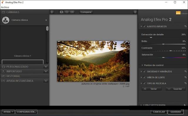 Nik Collection by DxO 4.1.0.0, La gama de filtros más completa para Photoshop