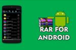 RAR Premium v5.71 build 72 Para Android, Comprime y descomprime archivos en tu terminal Android