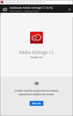 Adobe InDesign CC 2021 v16.3.0.24 (Español), Crear, comprobar preliminares y publicar documentos magníficos para medios impresos y digitales