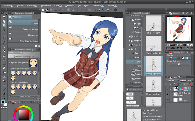 Clip Studio Paint EX 1.9.11, La herramienta definitiva para manga e ilustración
