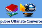 Epubor Ultimate Converter 3.0.12.428, Convertir eBooks, EPUB, PDF y Más!!