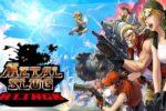 """METAL SLUG ATTACK v4.9.0 Mod APK, ¡""""METAL SLUG ATTACK"""" se une a la batalla con numerosas mejoras!"""