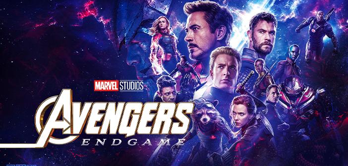 Avengers Endgame (2019) 3D SBS Latino Dual