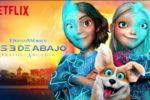 Los 3 de abajo Relatos de Arcadia Temporada 2 Completa HD 720p Latino Dual