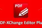 PDF-XChange Editor Plus 8.0.338.0, El más pequeño, más rápido en editar y modificar los documentos PDF