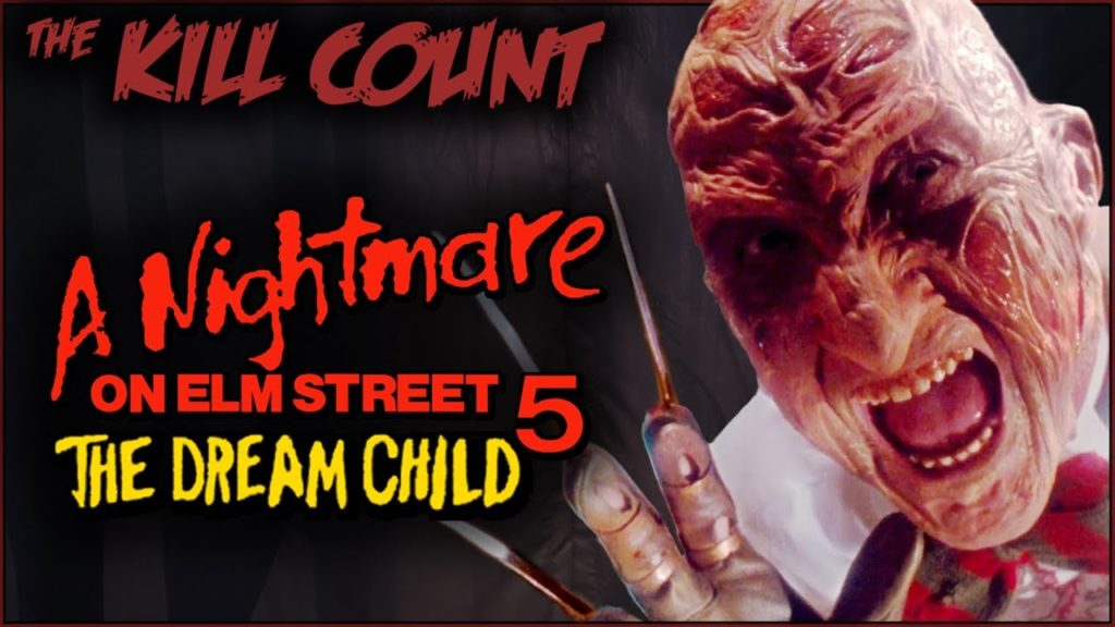 descargar A Nightmare on Elm Street: The Dream Child (1989)
