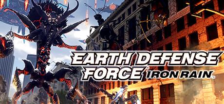 descargar EARTH DEFENSE FORCE: IRON RAIN PC