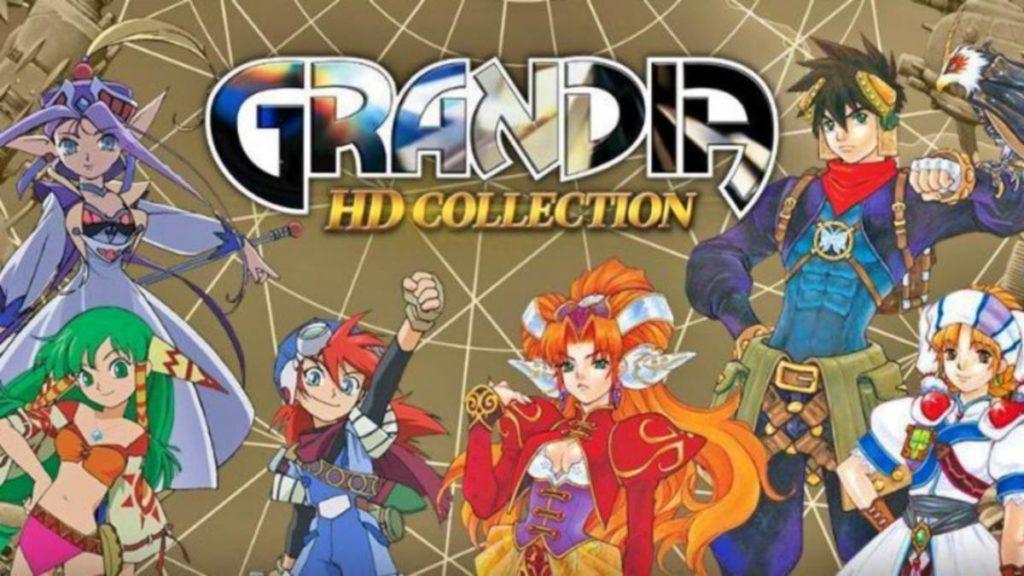 descargar GRANDIA HD Remaster (2019)