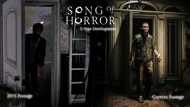 descargar SONG OF HORROR PC