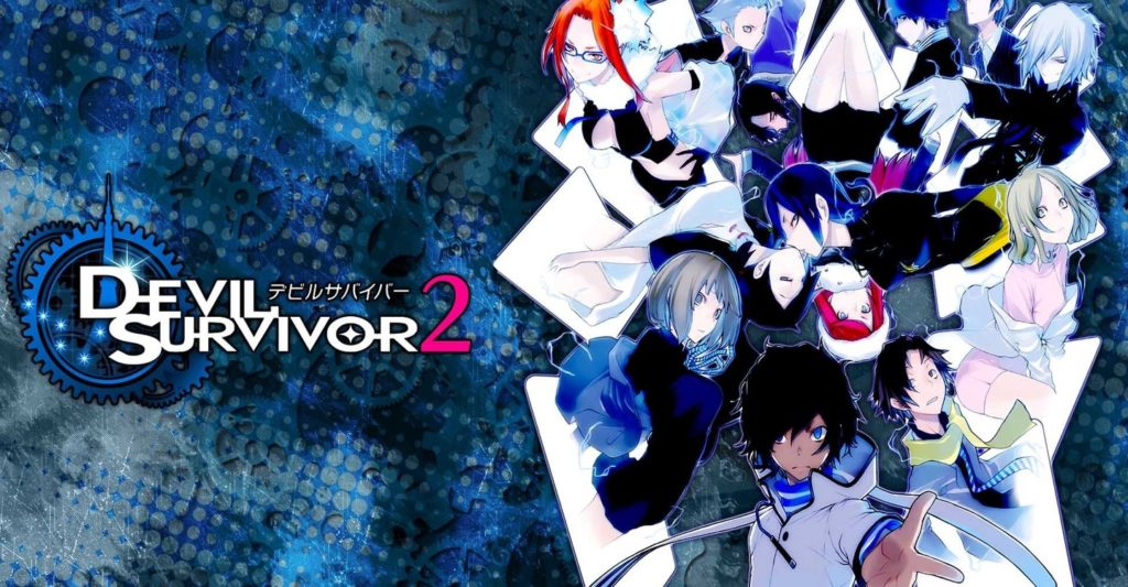 descargar Devil Survivor 2 The Animation Temporada 1