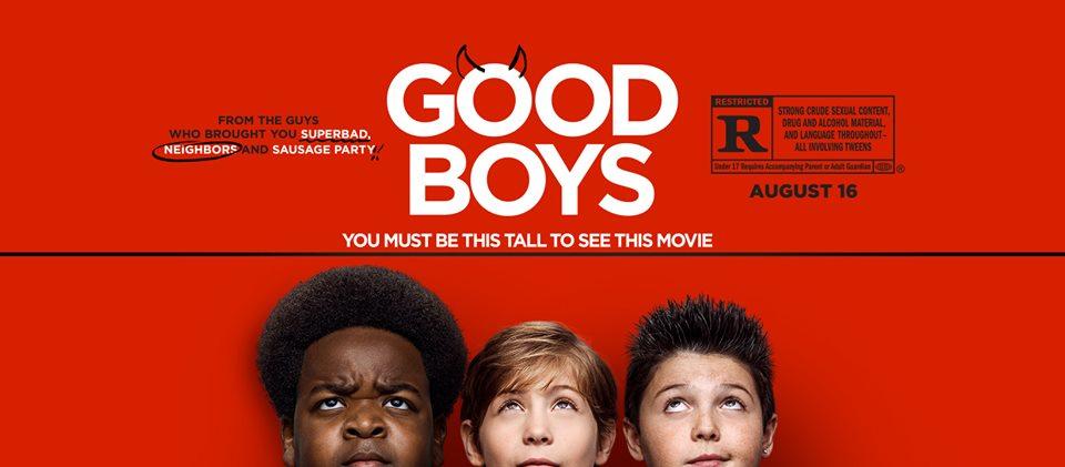 descargar Good Boys (2019)