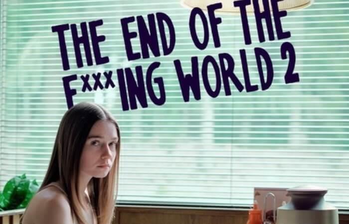 descargar The End of the F***ing World 2 Temporada 2