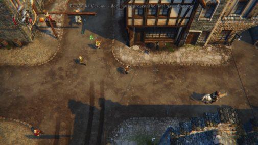 La acción medieval a lo GTA de Rustler ofrece un prólogo gratuito en Steam