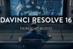 DaVinci Resolve Studio 16.2.1.17, Paquete de edición de video profesional avanzado todo en uno