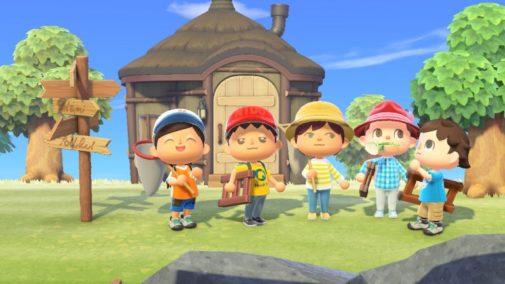 Animal Crossing New Horizons rebasa la barrera de los tres millones de juegos vendidos en Japón
