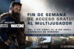 Juega gratis a Call of Duty: Modern Warfare en su modo multijugador durante el fin de semana