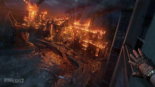 Recorrer las Zonas Oscuras de Dying Light 2 será una experiencia aún más intensa gracias al ray tracing