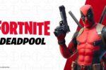 ¡Preparen las chimichangas! Deadpool llegó a Fortnite