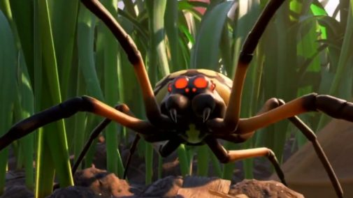 Si te dan miedo las arañas Grounded te permitirá jugar sin enfrentarte a estos enemigos