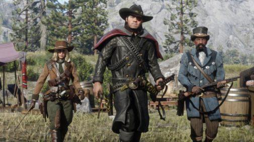 Doble experiencia y oro gratis para los jugadores de Red Dead Online durante esta semana