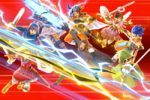Trabajar en el Fighters Pass 2 de Super Smash Bros. Ultimate a distancia es difícil, reconoce su director