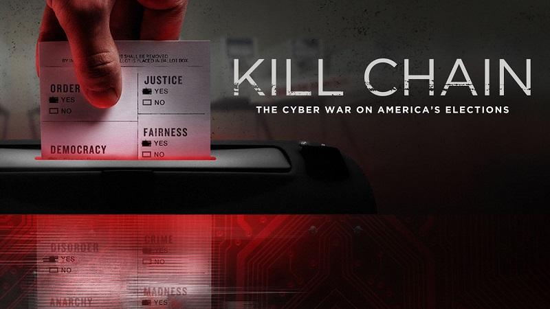 Kill Chain, La Ciberguerra En Las Elecciones De los EUA (2020) hd latino