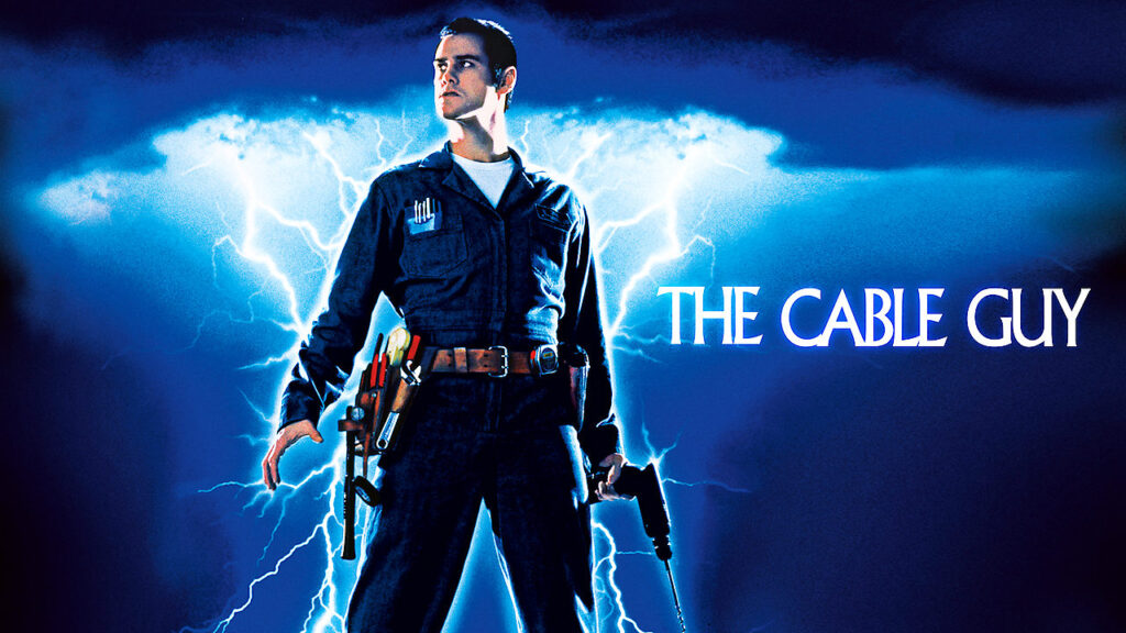 The Cable Guy (1996) hd latino