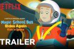El autobús mágico vuelve a despegar: Clase espacial (2020) HD 1080p Latino Dual