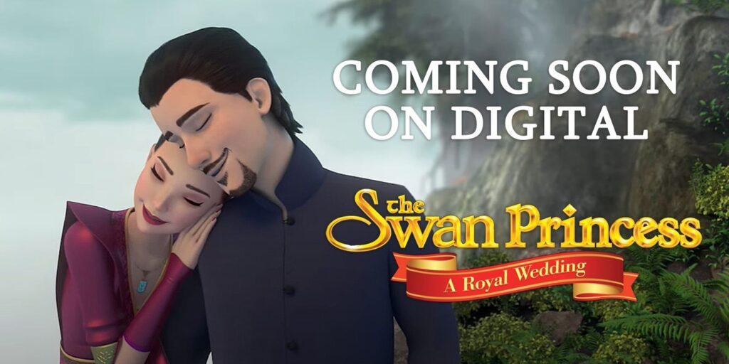 The Swan Princess: A Royal Wedding (2020) hd latino