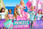 Barbie Princess Adventure (2020) HD 1080p y 720p Latino Dual