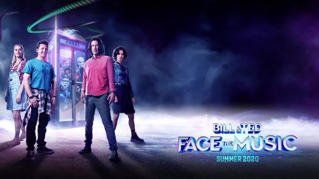 Bill & Ted Face the Music (2020) hd latino