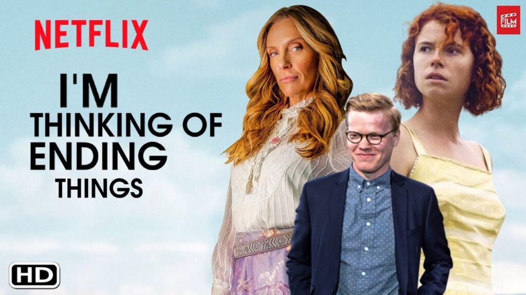 I'm Thinking of Ending Things (2020) hd latino