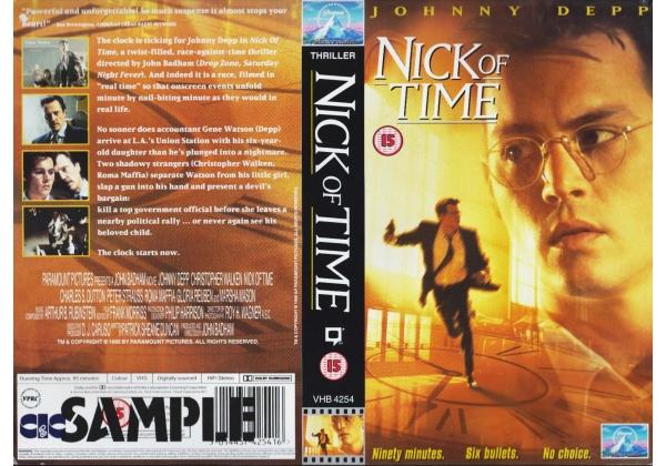 Nick of Time (1995) hd latino
