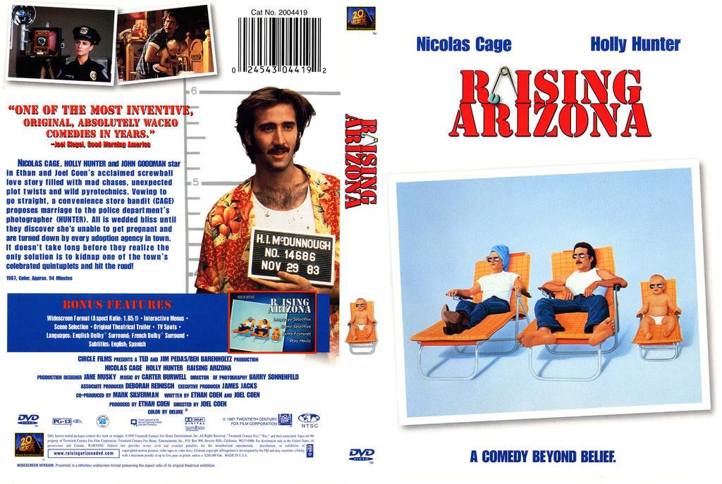 Raising Arizona (1987) hd latino