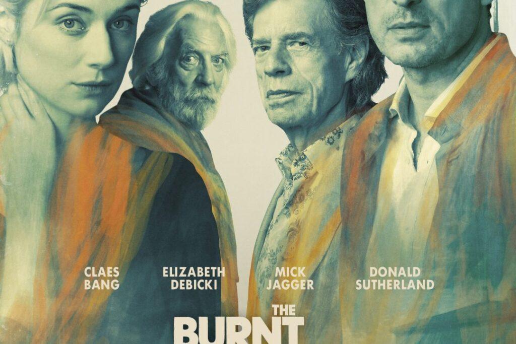The Burnt Orange Heresy (2019) hd latino