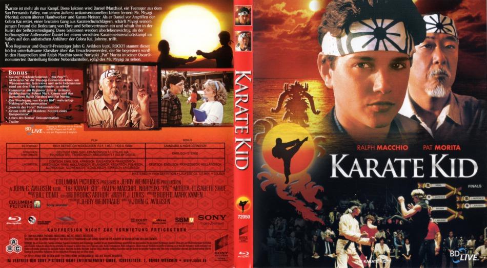 The Karate Kid hd latino