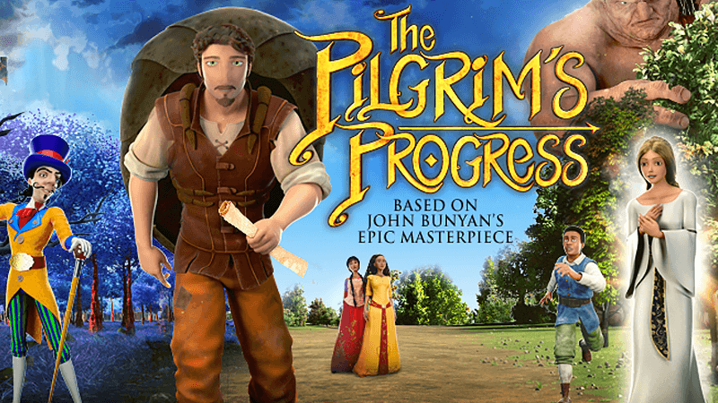 The Pilgrim's Progress(2019) hd latino