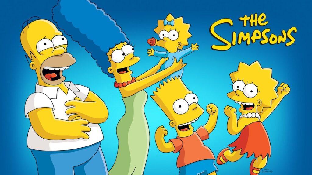 The Simpsons Season 31 hd latino