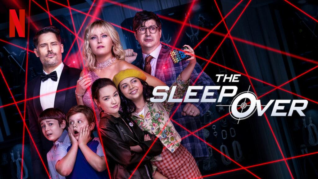 The Sleepover (2020) hd latino