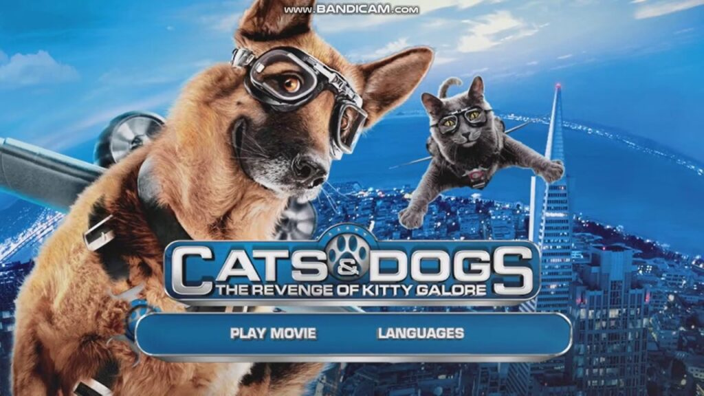 Cats & Dogs: The Revenge of Kitty Galore (2010) hd laitno