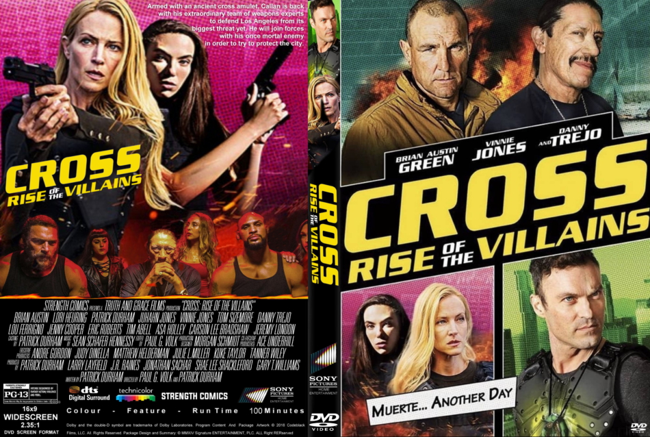 Cross 3 (2019) hd latino