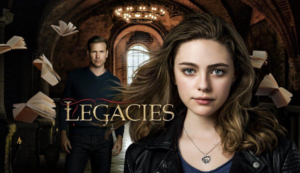 Legacies Temporada 2 hd latino